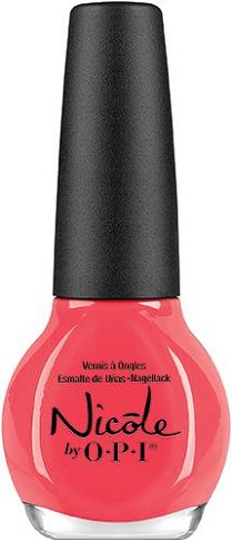 Nicole by OPI Seize the Summer Collection The Coral of the Story