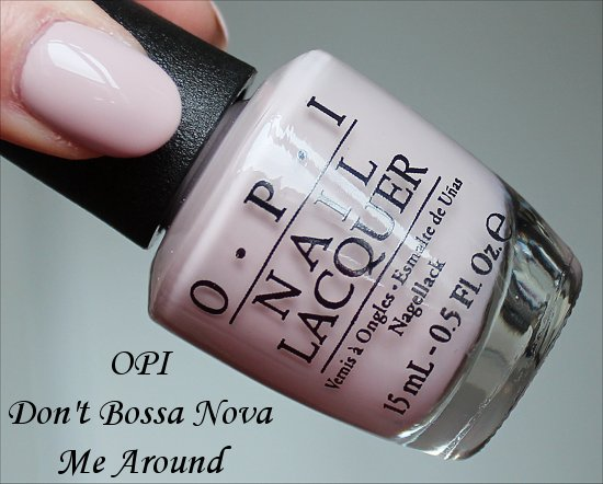 OPI Don't Bossa Nova Me Around Brazil Collection