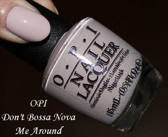 OPI Don't Bossa Nova Me Around OPI Brazil Collection