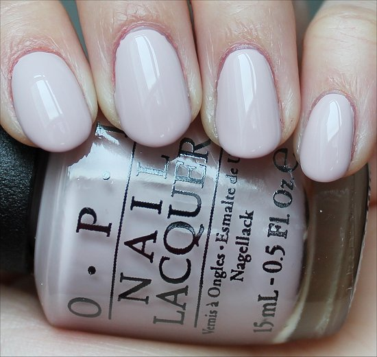 OPI Don't Bossa Nova Me Around Review & Swatch