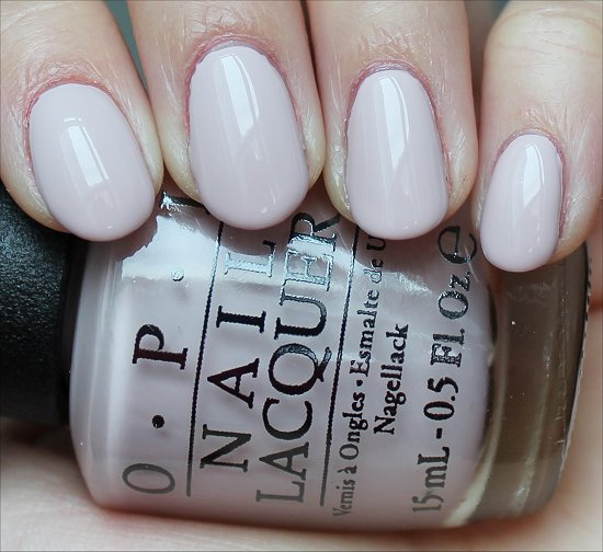 OPI Don't Bossa Nova Me Around Swatch & Review