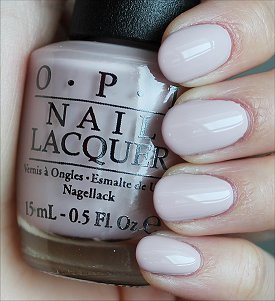 OPI Don't Bossa Nova Me Around Swatches & Review