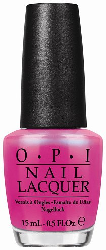 OPI Hotter than You Pink Neons by OPI