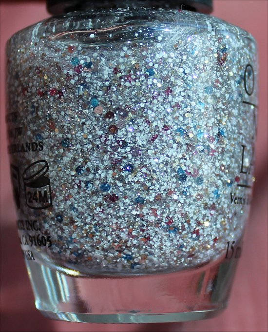 OPI Muppets World Tour Muppets Most Wanted Collection