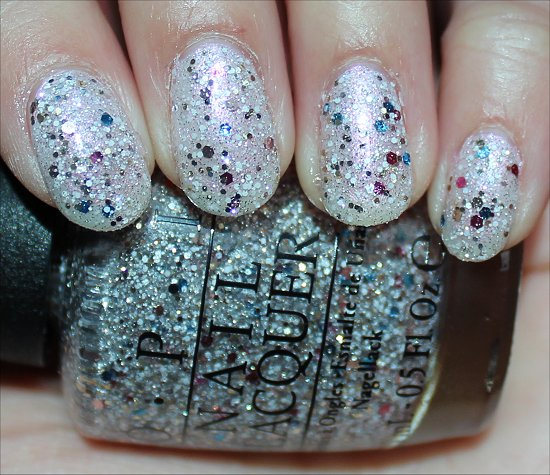 OPI Muppets World Tour Swatch & Pictures