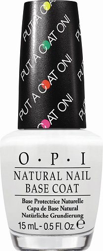 OPI Put a Coat On Neons by OPI