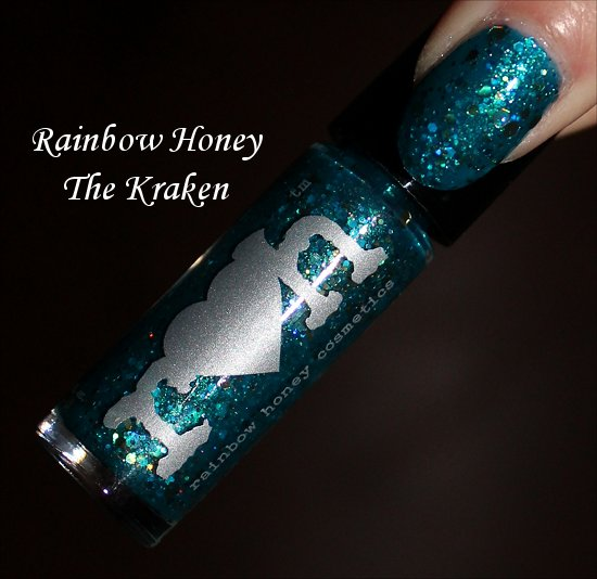 Rainbow Honey The Kraken Review & Photos