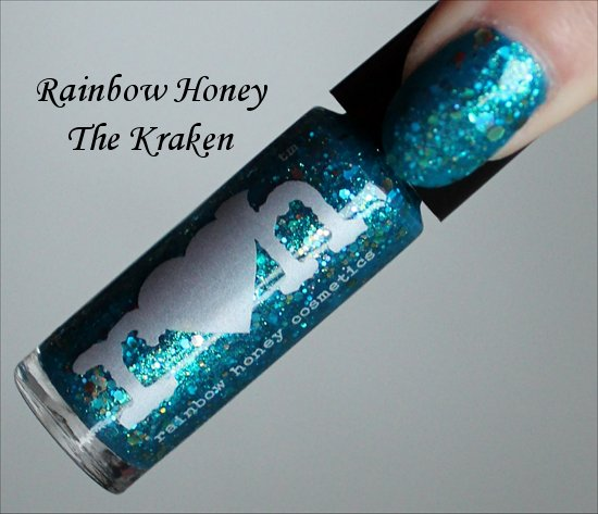 The Kraken Rainbow Honey
