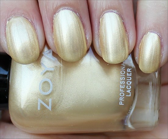 Zoya Brooklyn Swatch & Review