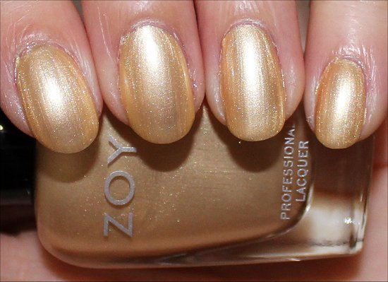 Zoya Brooklyn Swatches & Pictures