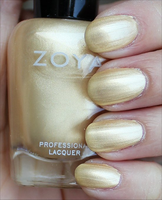Zoya Brooklyn Swatches & Review