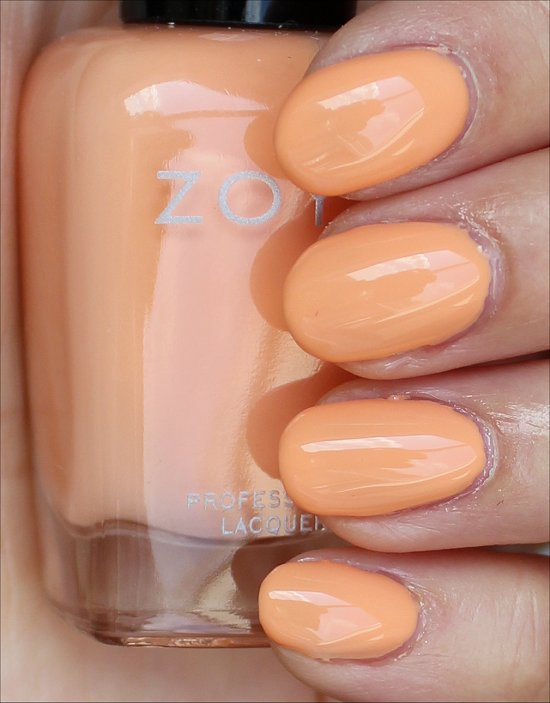 Zoya Cole Swatches & Review