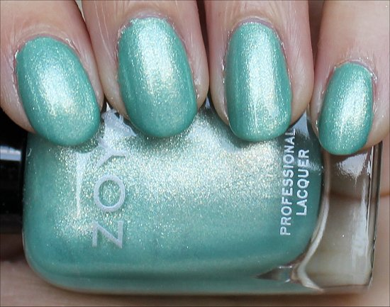 Zoya Dillon Review & Swatches