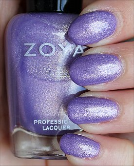 Zoya Hudson Swatches & Review