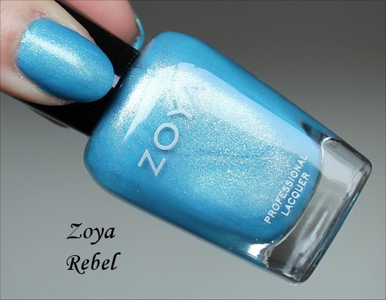 Zoya Rebel Awaken Collection