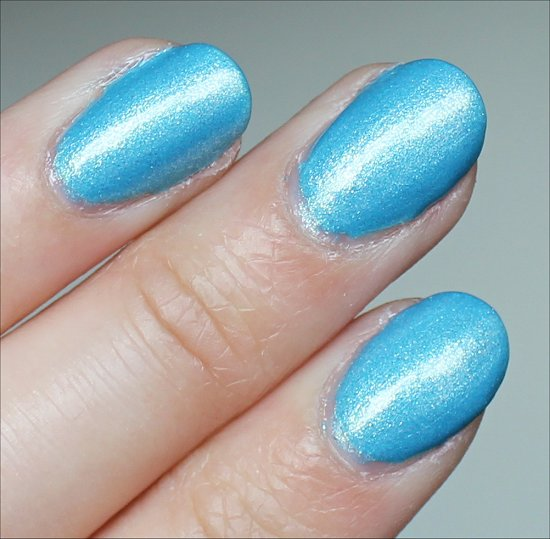 Zoya Rebel Review & Swatch