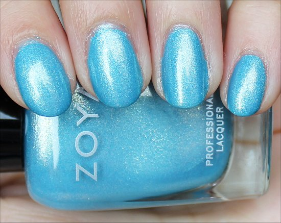 Zoya Rebel Swatch