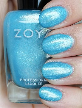 Zoya Rebel Swatches & Review