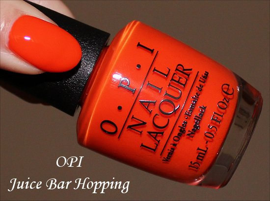 Juice Bar Hopping by OPI