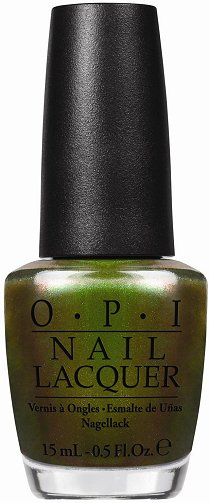 OPI Green on the Runway OPI Coca-Cola Collection