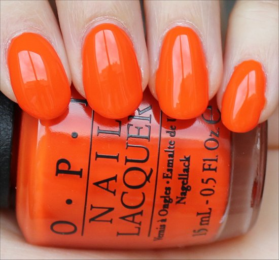OPI Juice Bar Hopping Swatch