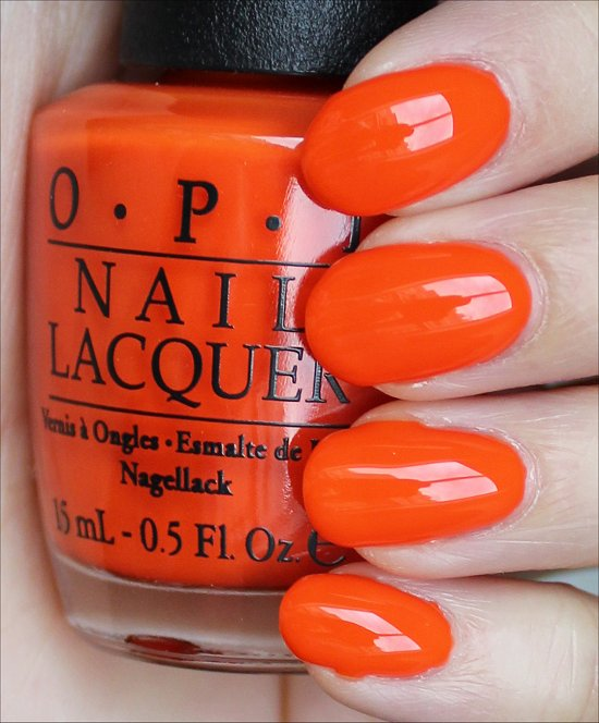 OPI Juice Bar Hopping Swatches & Review