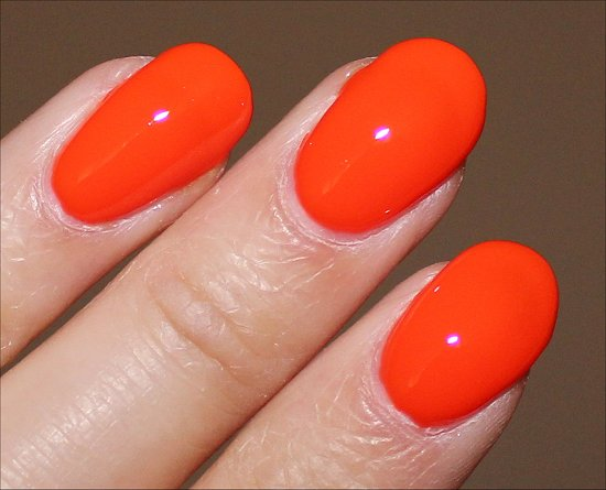 OPI Neons OPI Juice Bar Hopping Swatch