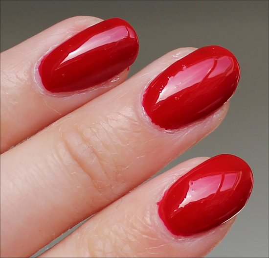 OPI Red Hot Rio Swatches