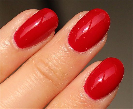 Red Hot Rio by OPI Brazil