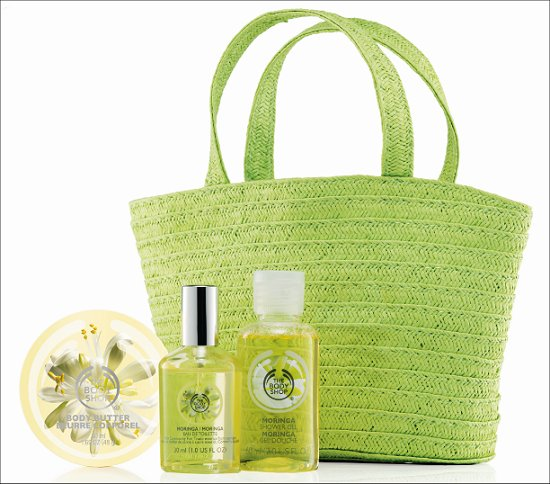 The Body Shop Moringa Mother's Day Gift