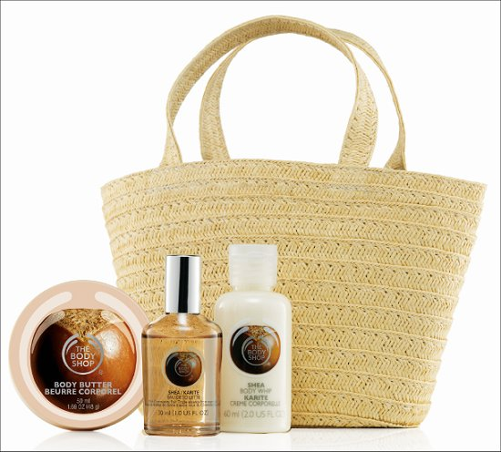 The Body Shop Shea Mother's Day Gift