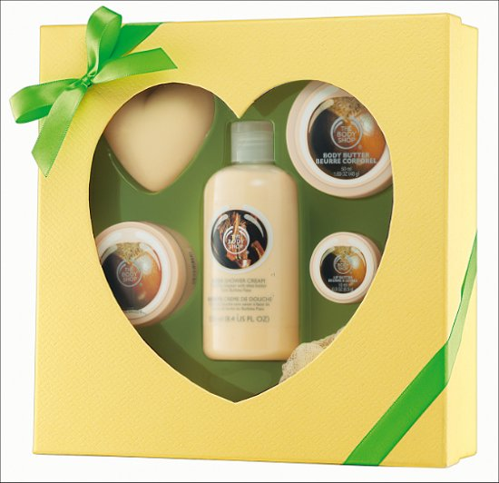 The Body Shop Shea Mother's Day Gifts