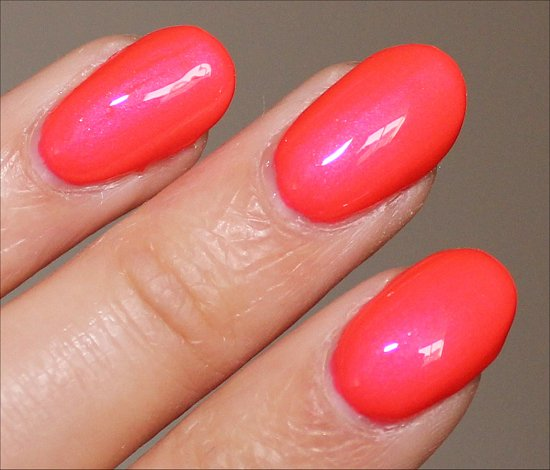 Down to the Core-al OPI Neon Collection