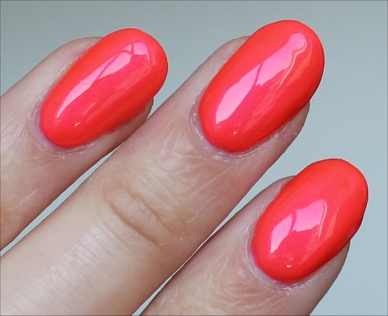 Down to the Core-al OPI Neon Swatches