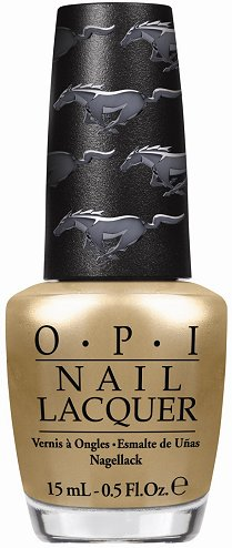 OPI 50 Years of Style OPI Ford Mustang Collection
