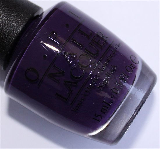 OPI A Grape Affair OPI Coca-Cola Collection
