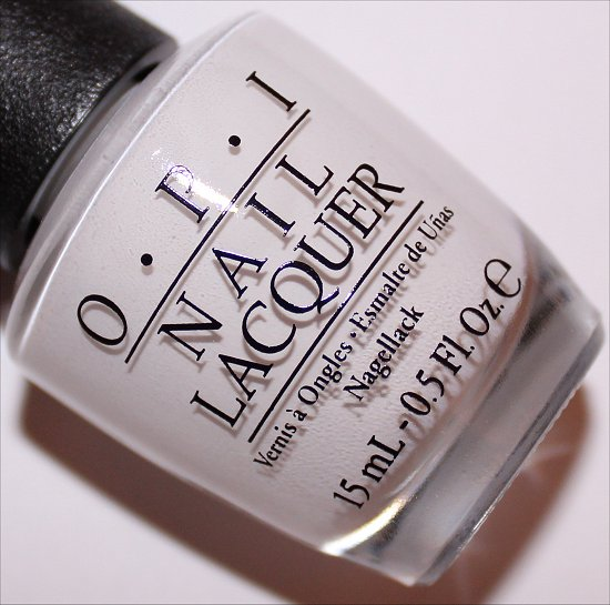 OPI Angel with a Leadfoot OPI Ford Mustang Collection