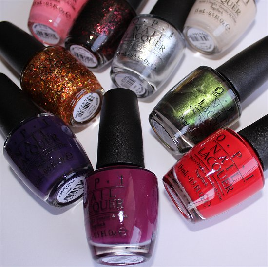 OPI Coca-Cola Collection Photos