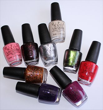 OPI Coca-Cola Collection Pictures