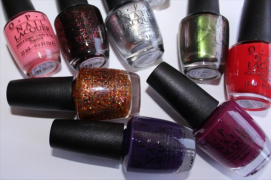OPI Coca Cola Collection Pictures