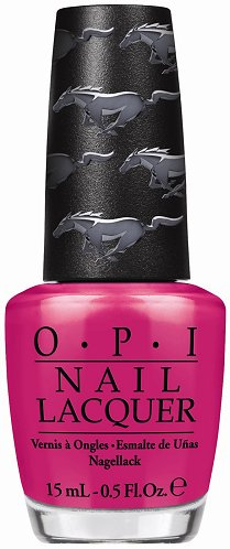 OPI Girls Love Ponies OPI Ford Mustang Collection