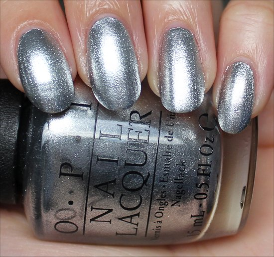 OPI My Signature Is DC Swatch & Review