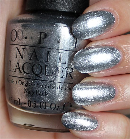 OPI My Signature Is DC Swatches & Review
