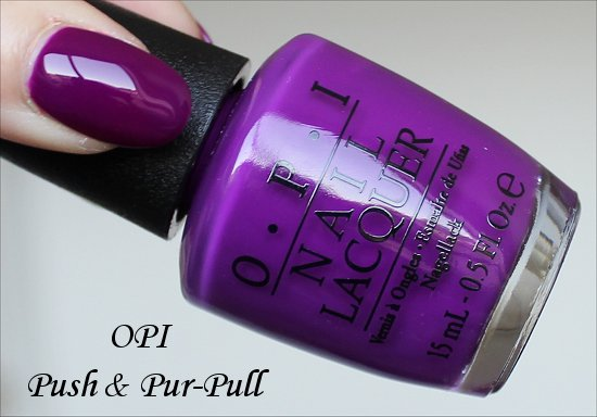 OPI OPI Push & Pur-Pull Neon Collection