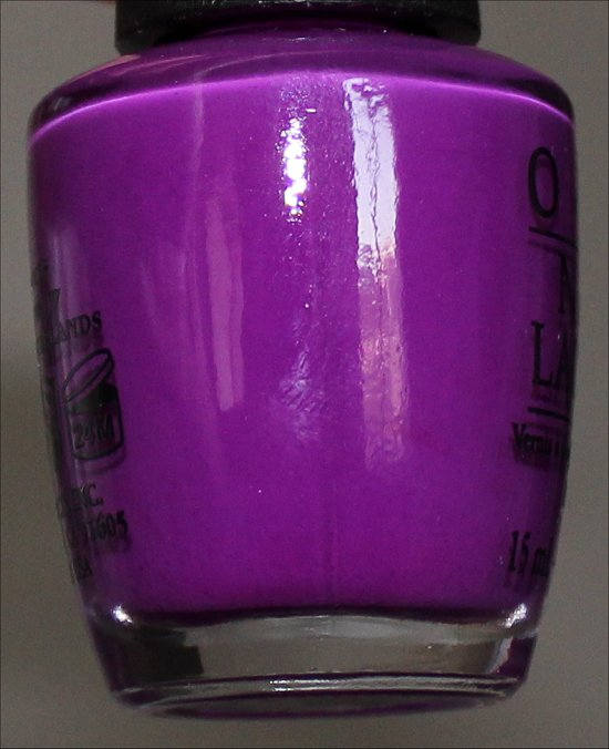 OPI Push & Pur-Pull OPI Neons Collection