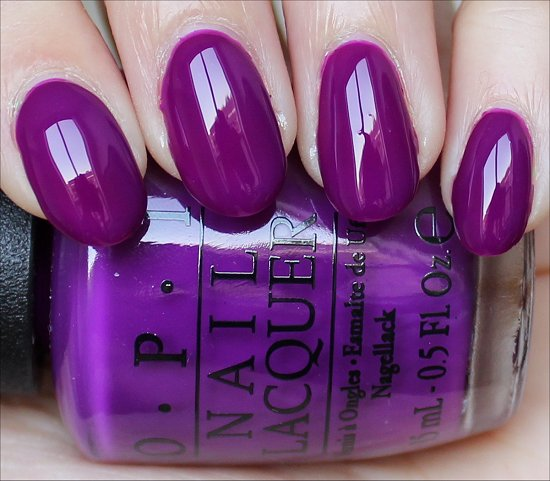 OPI Push & Pur-Pull Review & Swatch