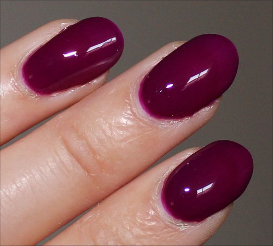 OPI Push & Pur-Pull Swatch & Pictures