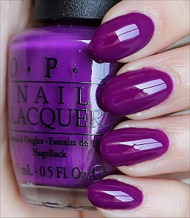 OPI Push & Pur-Pull Swatches & Review