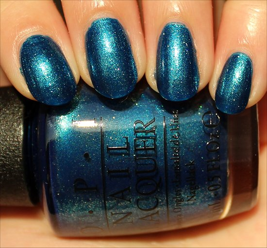 OPI The Sky's My Limit Pictures & Swatch