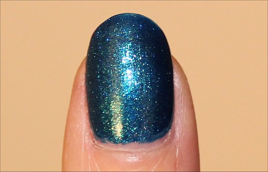 OPI The Sky's My Limit Swatch & Photos